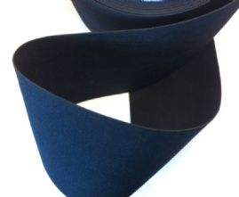 95mm Black Belt Elastic